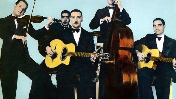 Django Reinhardt et le Quintette du Hot Club de France