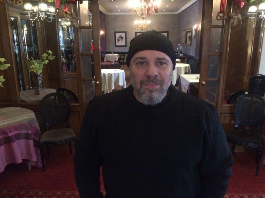 Olivier Megaton, réalisateur scénariste - Festival de Gérardmer