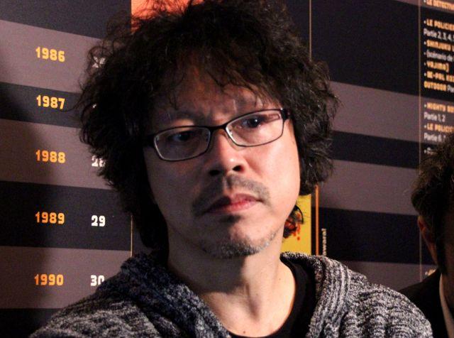 Naoki Urasawa dans l'exposition au Festival de la bande dessinée d'Angoulême 2018