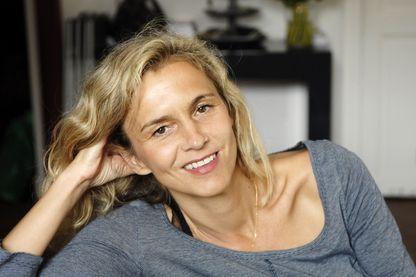 Delphine de Vigan en 2011 à Paris