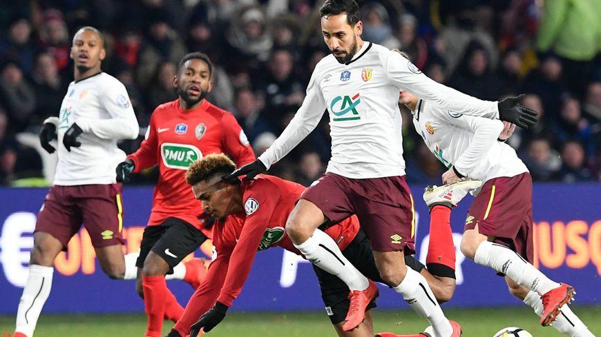 Le RC Lens éliminé de la Coupe de France face aux Herbiers
