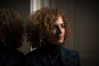 La romancière Leïla Slimani, présidente du livre Inter 2018