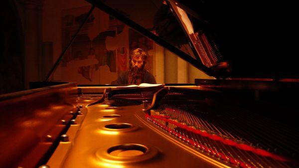 Jazz Bonus : Jamie Saft - Solo a Genova