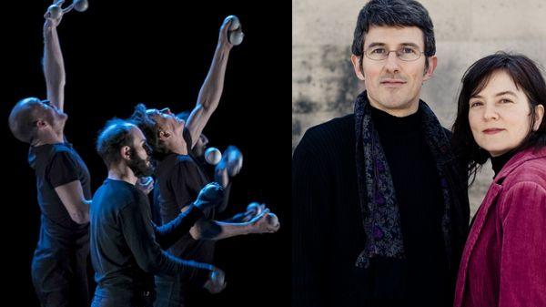 Benjamin Perrot et Florence Bolton prennent la route avec l'Opéra Bus /// Le chorégraphe Clément Dazin