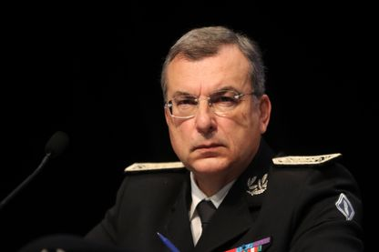 Pascal Lalle, directeur de la Sécurité publique auprès du ministre de l'Intérieur