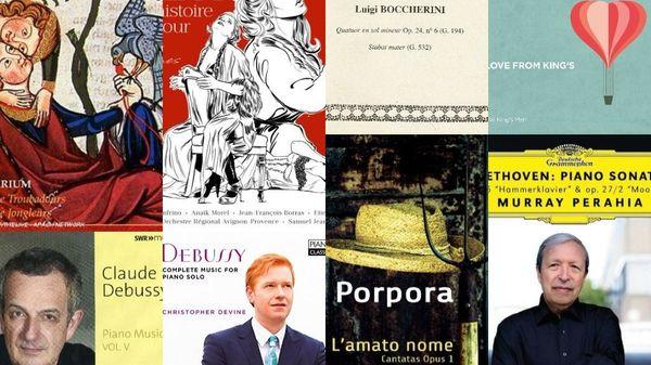 Actualité du disque : Beethoven, Boccherini, Debussy...