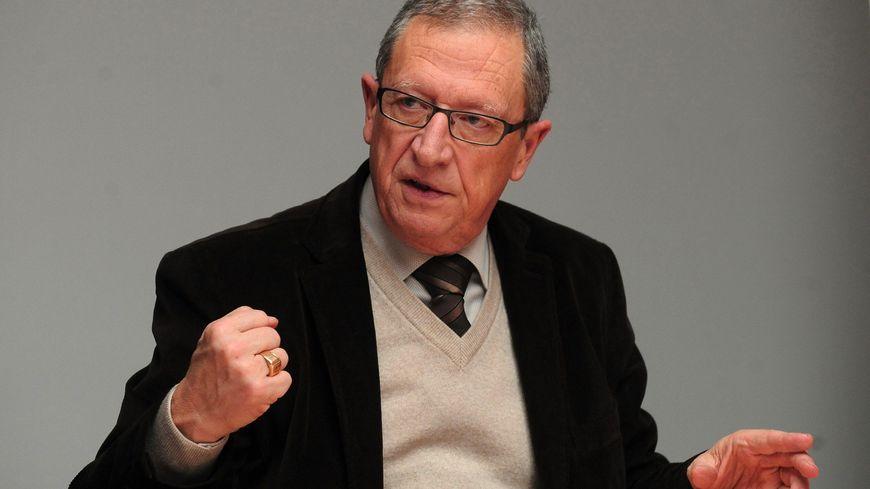 René Souchon, ancien président de l'ex-région Auvergne