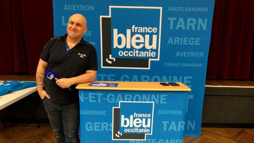 Sylvain Lecas pour l'Académie d'Oc