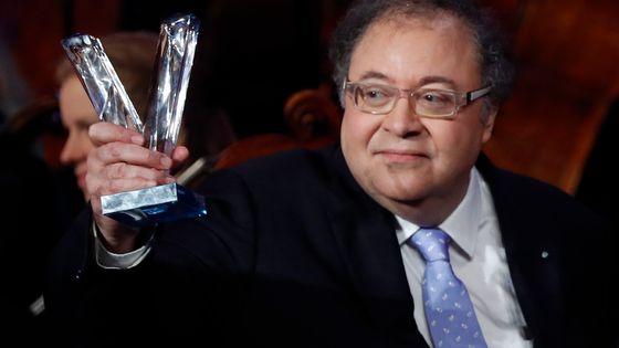 Frédéric Lodéon présente ses dernières Victoires de la musique classique après 17 ans de bons et loyaux services