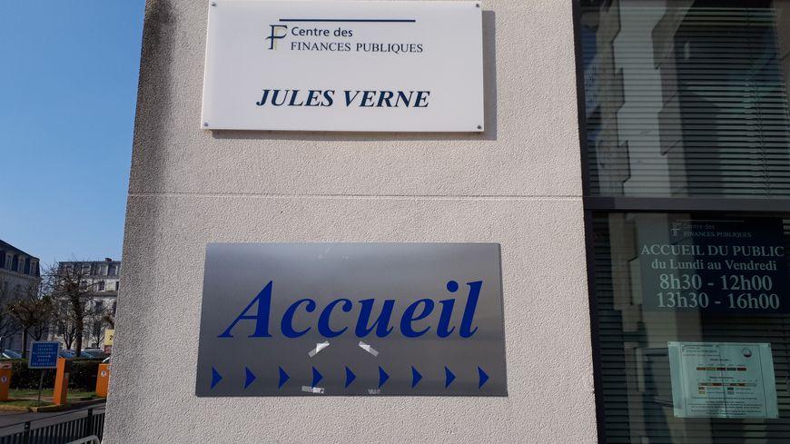 Les guichets des impôts de Loire-Atlantique ont reçu 219 000 personnes en 2017. Un chiffre en légère hausse.