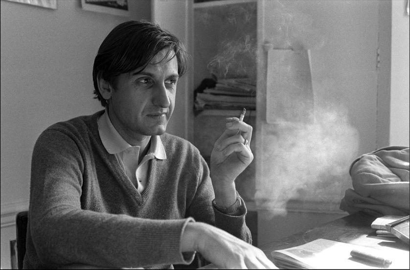 Jean-François Bizot en 1980