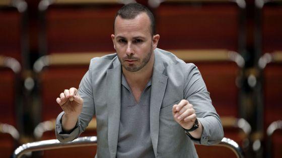 Yannick Nézet-Séguin, nouveau directeur musical du Metropolitan Opera de New York