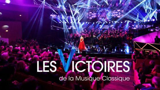 Les Victoires de la musique classique 2018.