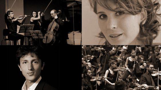 Trio Harma@facebook | Virginie Verrez@DR et Ismaël Margain@.ismaelmargain.com | OJIF Collegium@ojif.fr