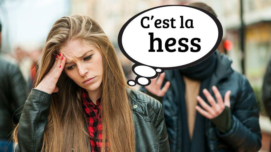 """La signification de l'expression """"C'est la hess"""" dans le Dico des Ados"""