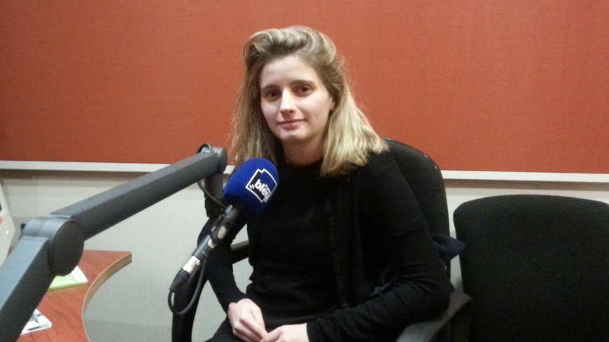 """Pour Amélie Bastien, """"le gouvernement prend le problème à l'envers""""."""