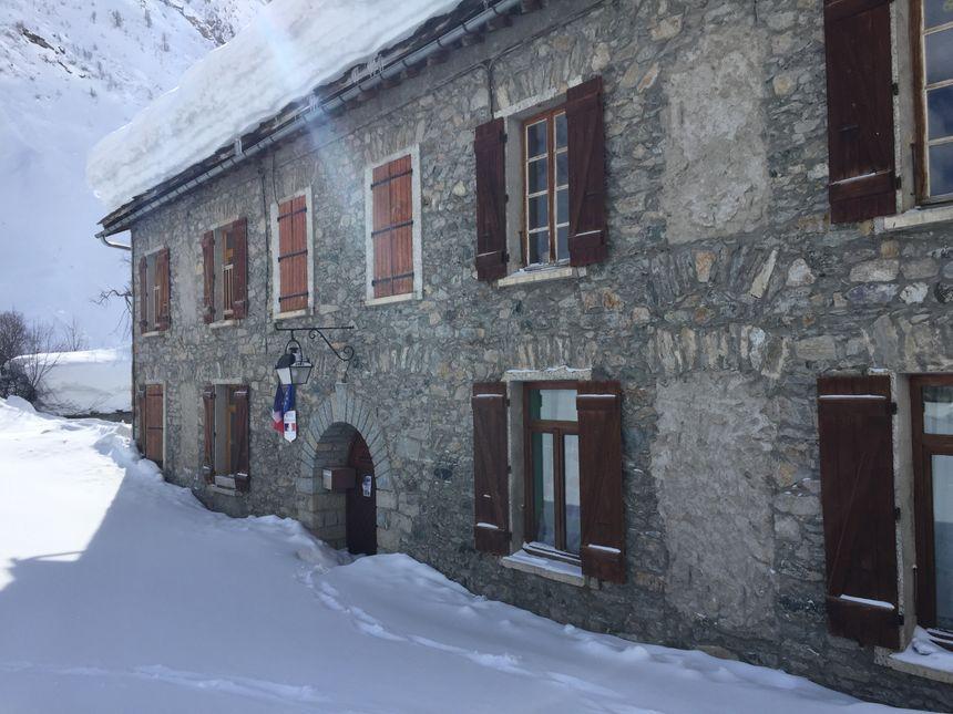 L'école de Bonneval a servi au tournage du dernier opus.