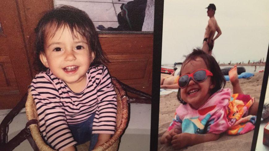 La petite Lissana avait trois ans à peine