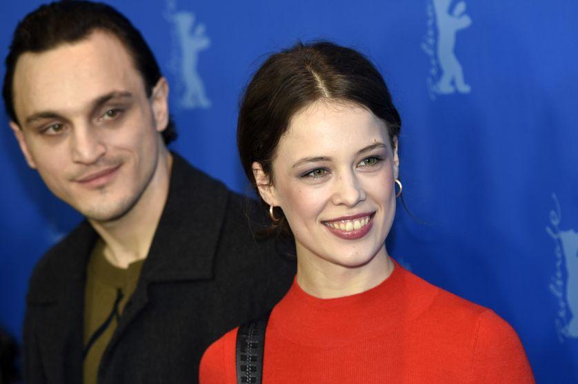 Franz Rogowski et Paula Beer à la Berlinale