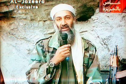 Oussama Ben Laden sur Al-Jazeera saluant les attentats du 11 septembre