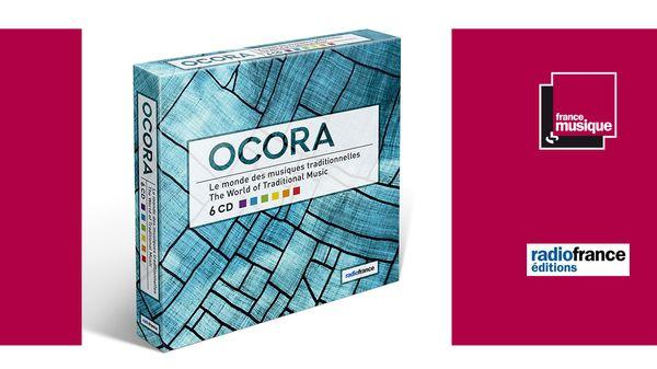Sortie 6CDs : Coffret compilation Ocora