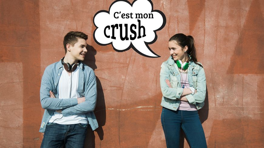 """La signification du mot """"Crush"""" dans le Dico des Ados"""