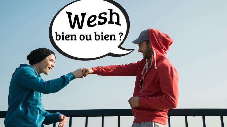 """Explication du mot """"wesh"""" dans le Dico des Ados"""