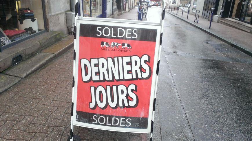 Un bilan mitigé pour les soldes d'hiver à Limoges