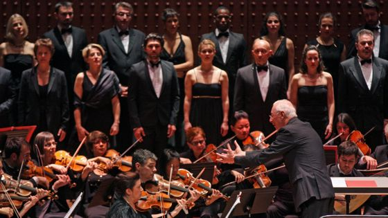 William Christie et Les Arts Florissants au Lincoln Center à New York
