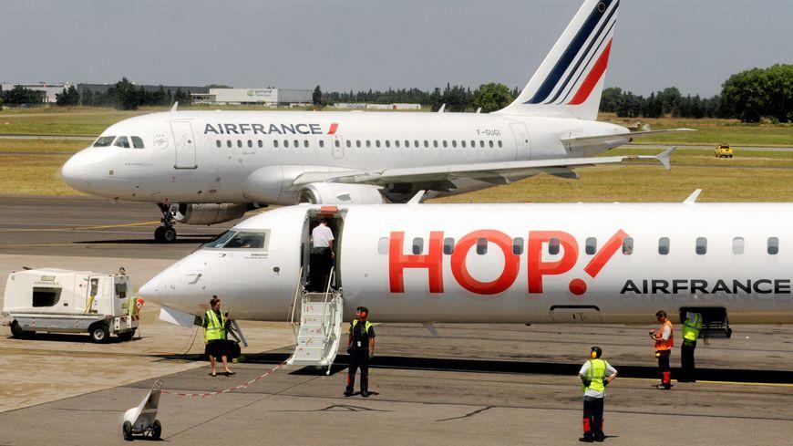Plusieurs vols Air France annulés entre Montpellier et Paris ce jeudi