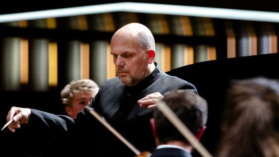 L'Orchestre philharmonique de New York a présenté sa saison 2018-2019 avec son nouveau chef, Jaap van Zweden