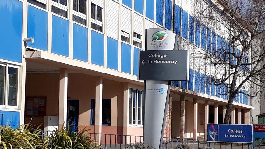 Le collège du Ronceray au Mans qui accueille 143 élèves est menacé de fermeture