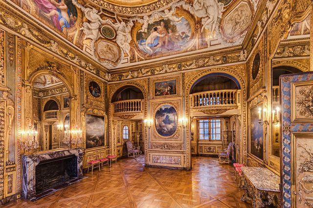 Cet hôtel particulier de l'île de la Cité est l'un des plus prestigieux de Paris