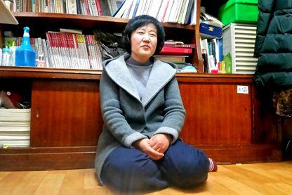 Pour Kim Ryen-hi, nord-coréenne qui rejoint le sud en 2011, les JO représentent une occasion unique de rapprocher les deux Corées