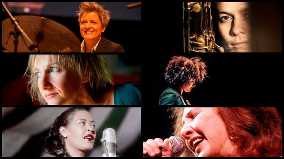 Allison Miller/Sophie Alour/Perrine Mensuy/Nubya Garcia/Billie Holiday/Flora Purim