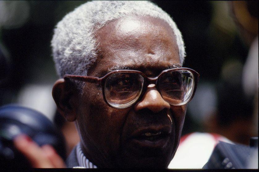 Aimé Césaire, 19 mai 1994