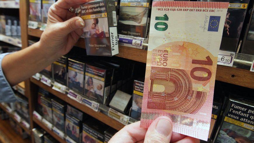 Le paquet de cigarettes à 10 euros d'ici novembre 2020