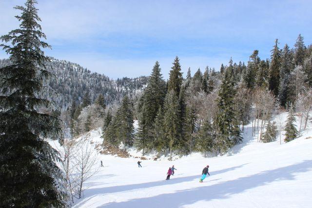 Avec une quinzaine de pistes de ski alpin seulement (et un sommet à 1650 mètres) , Autrans table sur l'authenticité et la diversification.