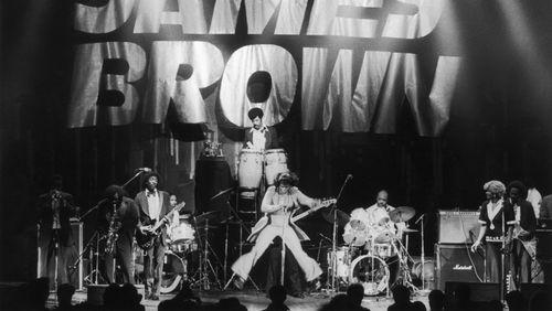 """Épisode 2 : James Brown, """"le parrain de la soul"""""""