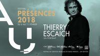 Thierry Escaich invité de Musique Matin
