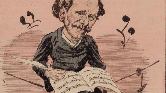 Jules Massenet / Ch. Decaux, d'après Manuel Luque