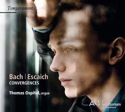 Album Convergences de Thomas Ospital et Thierry Escaich
