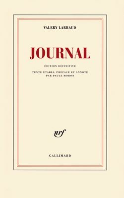 Journal (Gallimard, 2009)
