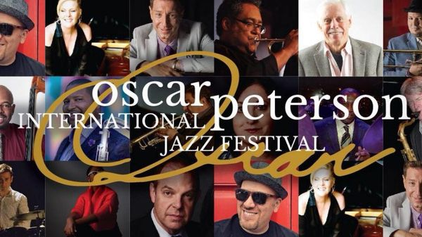 Jazz Trotter : Oscar Peterson International Jazz Festival