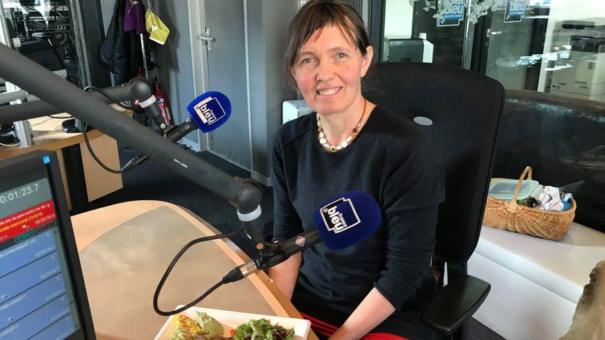 Christine Belleville de Cuisine Vagabonde