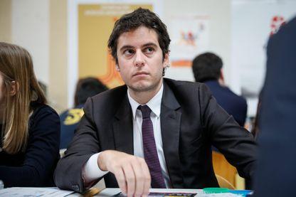 Gabriel Attal, député LREM des Hauts-de-Seine