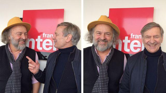 Patrice Delbourg et François Boucq, Diptyque de Dans tes rêves - février 2018