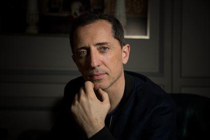Portrait de Gad Elmaleh en mars 2017