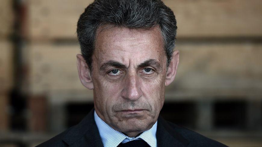 Nicolas Sarkozy, en juillet 2016.