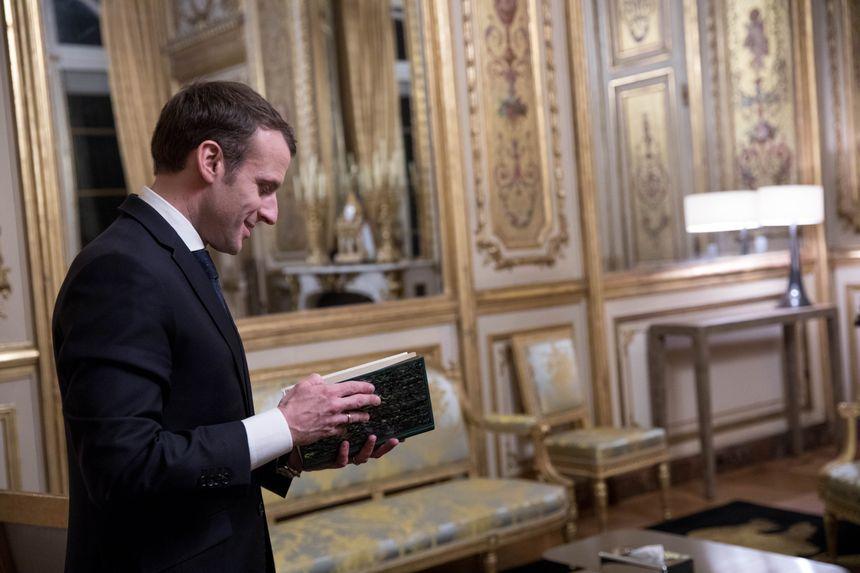 Le livre avait été choisi par le Chef de l'Etat.